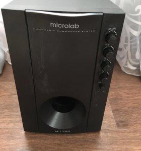 Сабвуфер Microlab M-1700