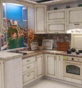 Кухня с экспозиции