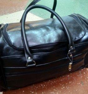 Дорожная сумка новая стильная