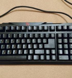 Механическая клавиатура Tt eSPORTS MEKA
