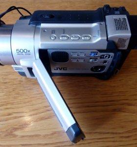 Видеокамера JVC GR-DVL357 MiniDV