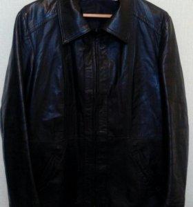 Куртка кожаная,мужская
