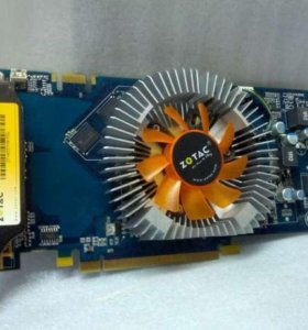 Zotac GeForce 9600 GT 512mb 256bit ddr3