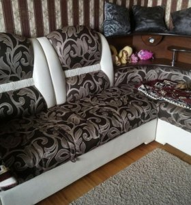 Диван и кресло - кровать