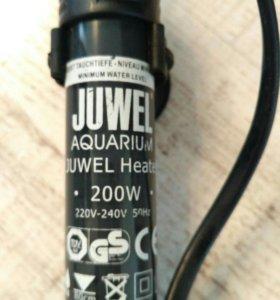 Нагреватель воды juwel 200w