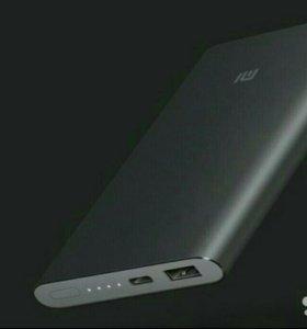 Xiaomi Power Bank 2 / 10000mAH + пoдapoк