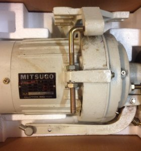 Трехфазный (380В) двигатель Mitsugo 400 Вт