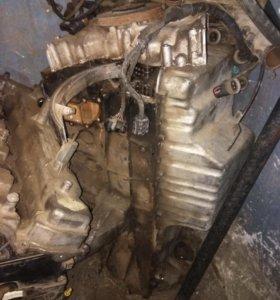 Двигатель Мерседес 601 по запчастям