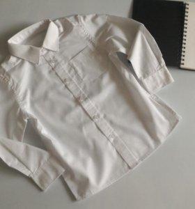 Белоснежные рубашки от 12 до 16 лет