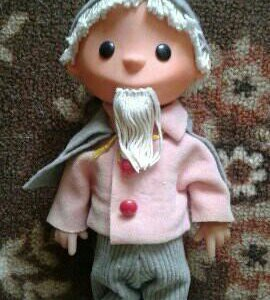 Куклы из ГДР