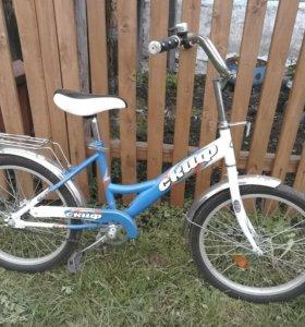 Подросковый велосипед Скиф 203