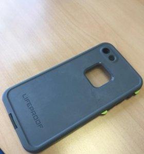 Водонепроницаемый чехол lifeproof fre iPhone 7, 8