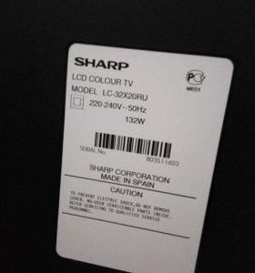 Телевизор LED Sharp