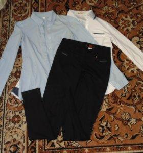 блузки и брюки