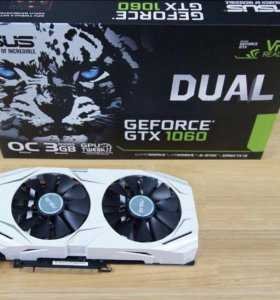 Видеокарта gtx 1060 3gb