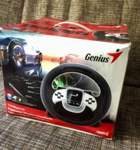 TwinWheel FXE Racing Wheel for PC and PS3 Games