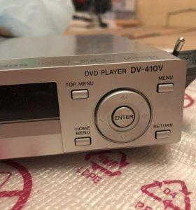 Dvd плеер Pioneer dv-410v