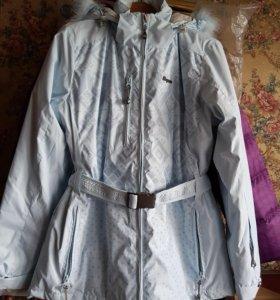 Новая зимняя куртка Trespass