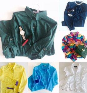 Блузы и рубашки по 450