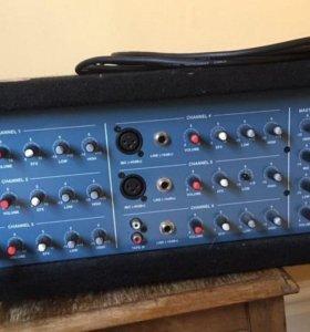 Активный микшер 230 Вт Wharfedale Pro PM 600