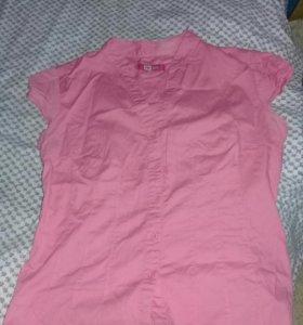 В отличном состоянии рубашка