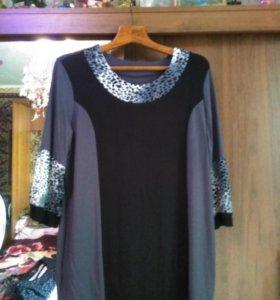 Туника блуза новая