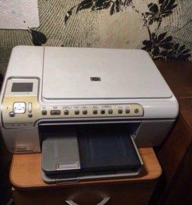 Принтер HP C5283