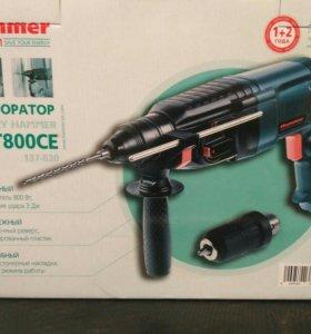 Перфоратор HAMMER PRT800CE PREMIUM 800Вт