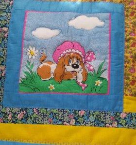 Одеяло-порывало детское