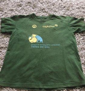 2 футболки на 10-11 лет