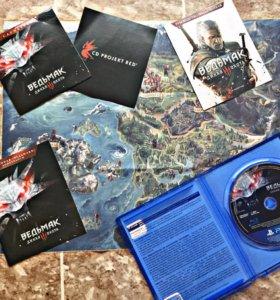 Ведьмак 3. Дикая охота для PS4