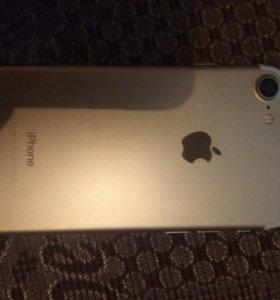 Корпус для Iphone 7 (gold) оригинал