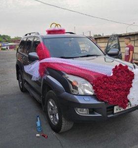 Свадебное Украшение на машину. Продам.