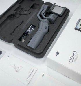 3-х осевой ручной подвес DJI OSMO Mobile 2