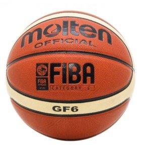 Мяч баскетбольный MOLTEN GF-6