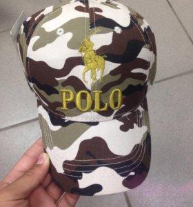 Кепка polo