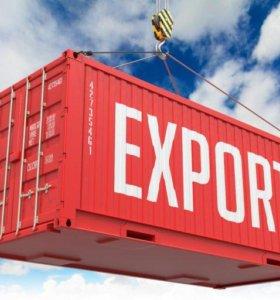 Помощь в экспорте