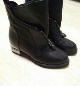 Новые ботиночки дэми 37размер