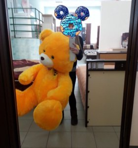 Продам больших медведей