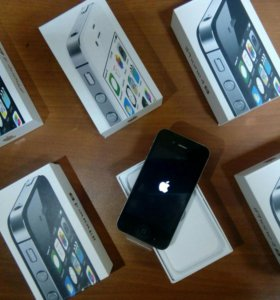 iPhone 4s 16gb Новые