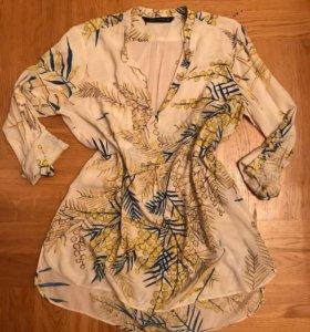 Блузка Кофта Zara Woman р.S