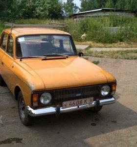 Москвич 412, 1986