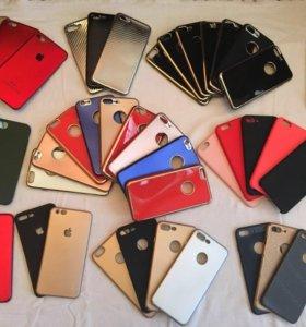 Новые Чехлы на айфоны и самсунги