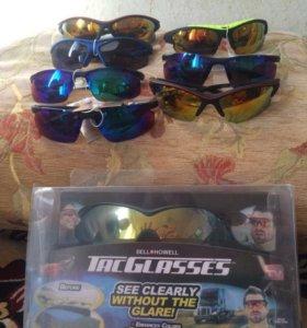 Разные спортивные очки