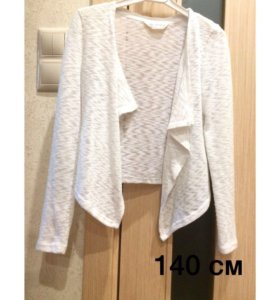 Лёгкий пиджак на 140-146. Состояние на 5