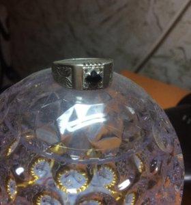 Мужское кольцо 925 пробы