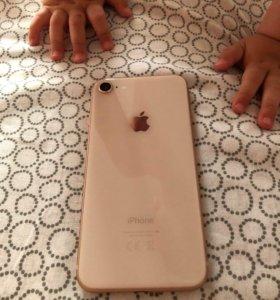 iPhone 8/256 gb gold