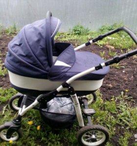 детская коляска люлька и летний блок