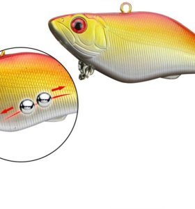 Приманка для рыбалки Воблер 3D глаза Новая