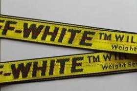 Ремень off white